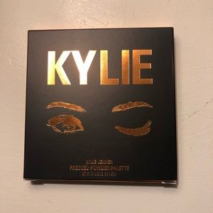 New Kylie Jenner The Bronze Palette